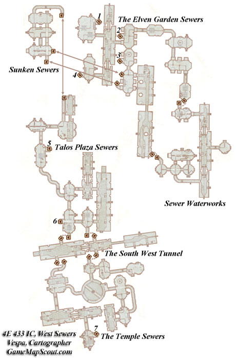 Scheme of West Sewers