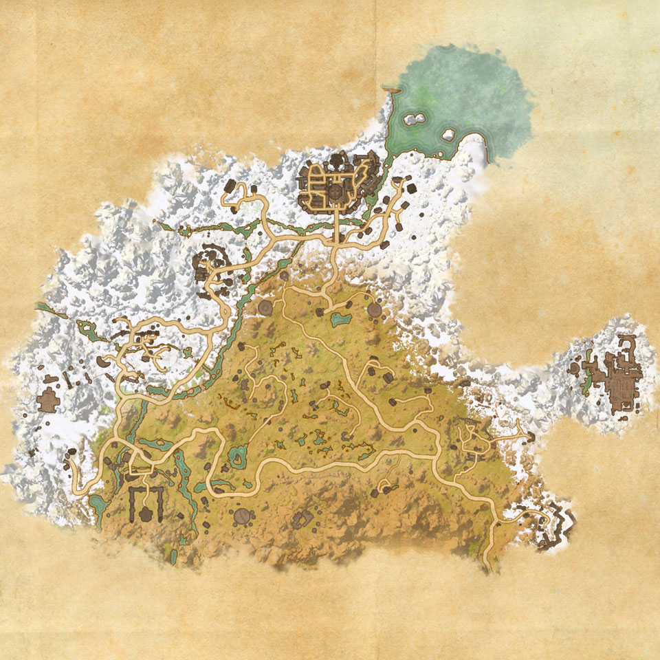 Map of Eastmarch