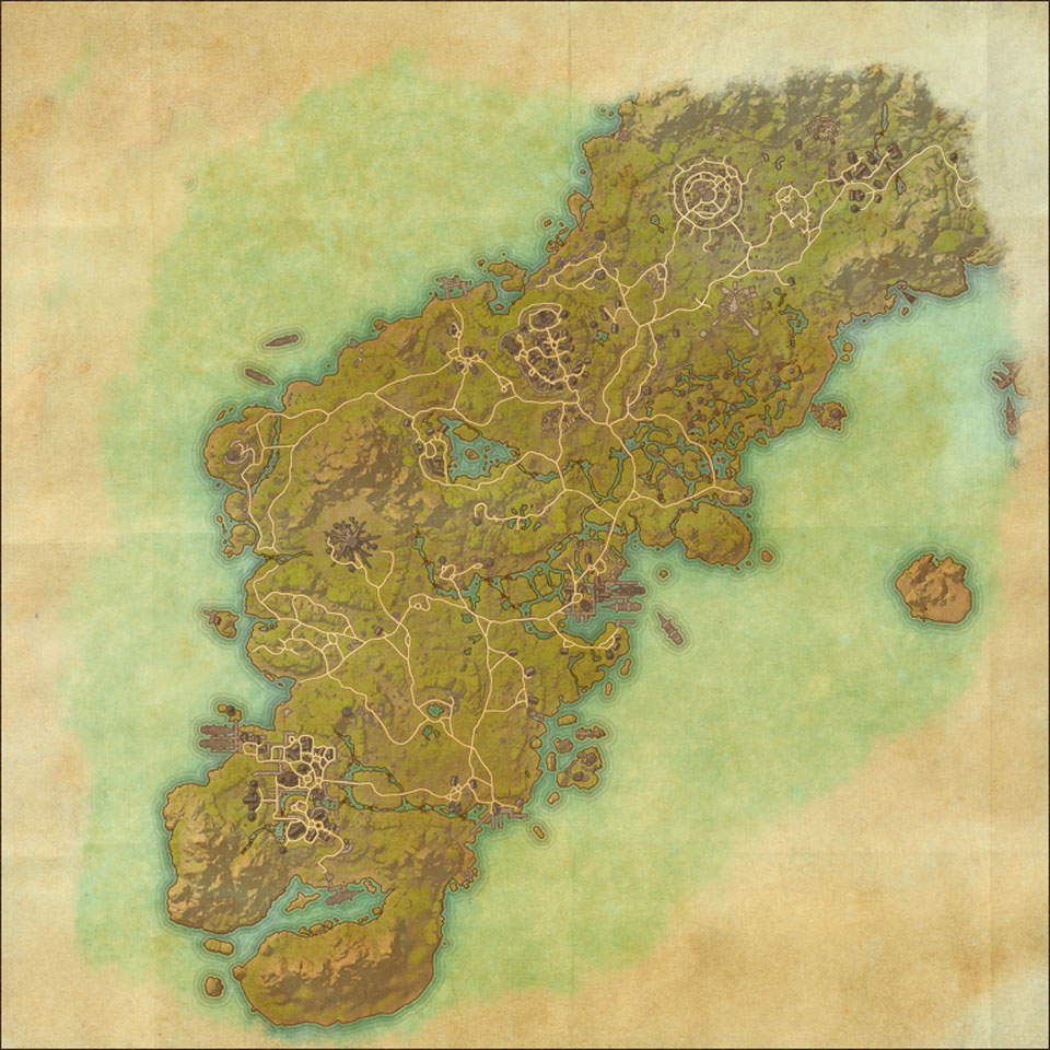 Map of Glenumbra