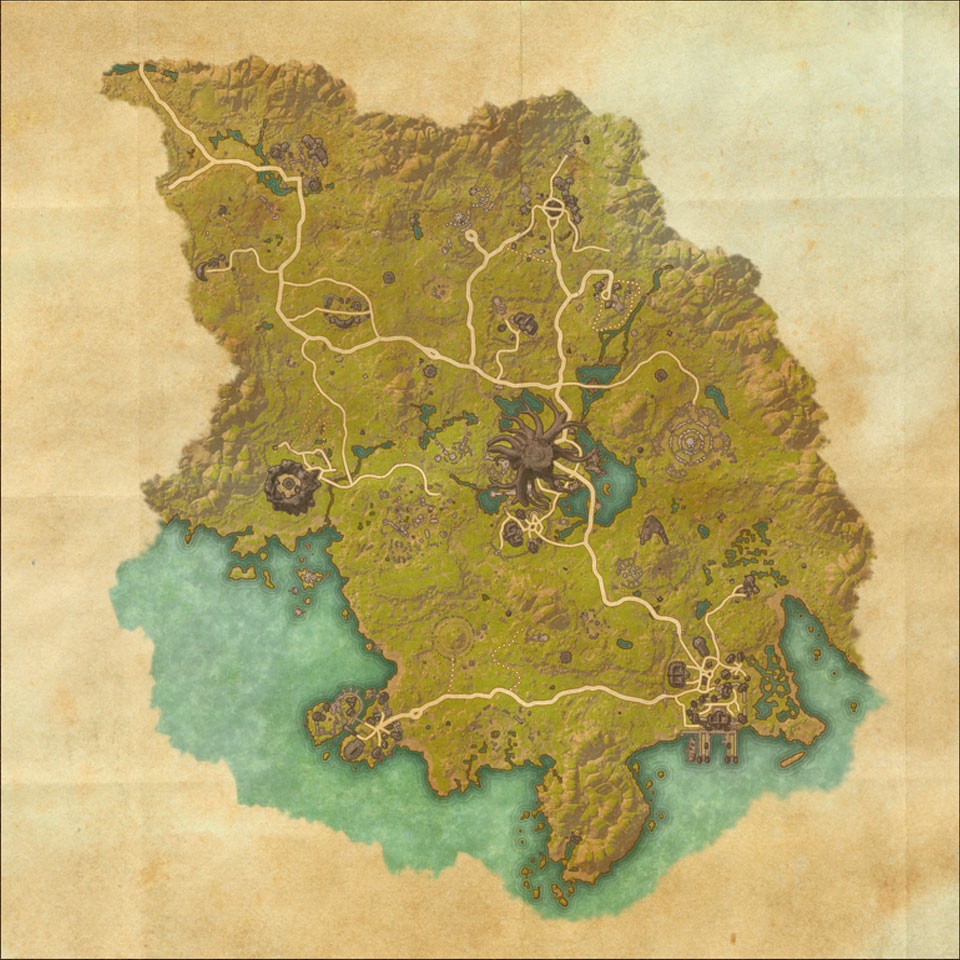 Map of Grahtwood