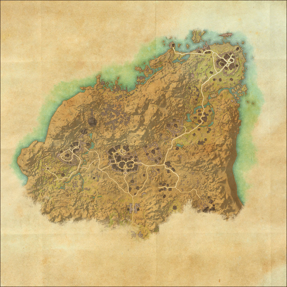 Map of Rivenspire