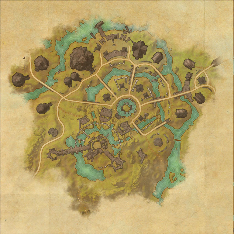 Map of Stormhold