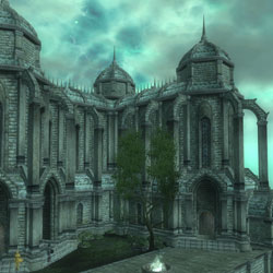 New Sheoth Palace